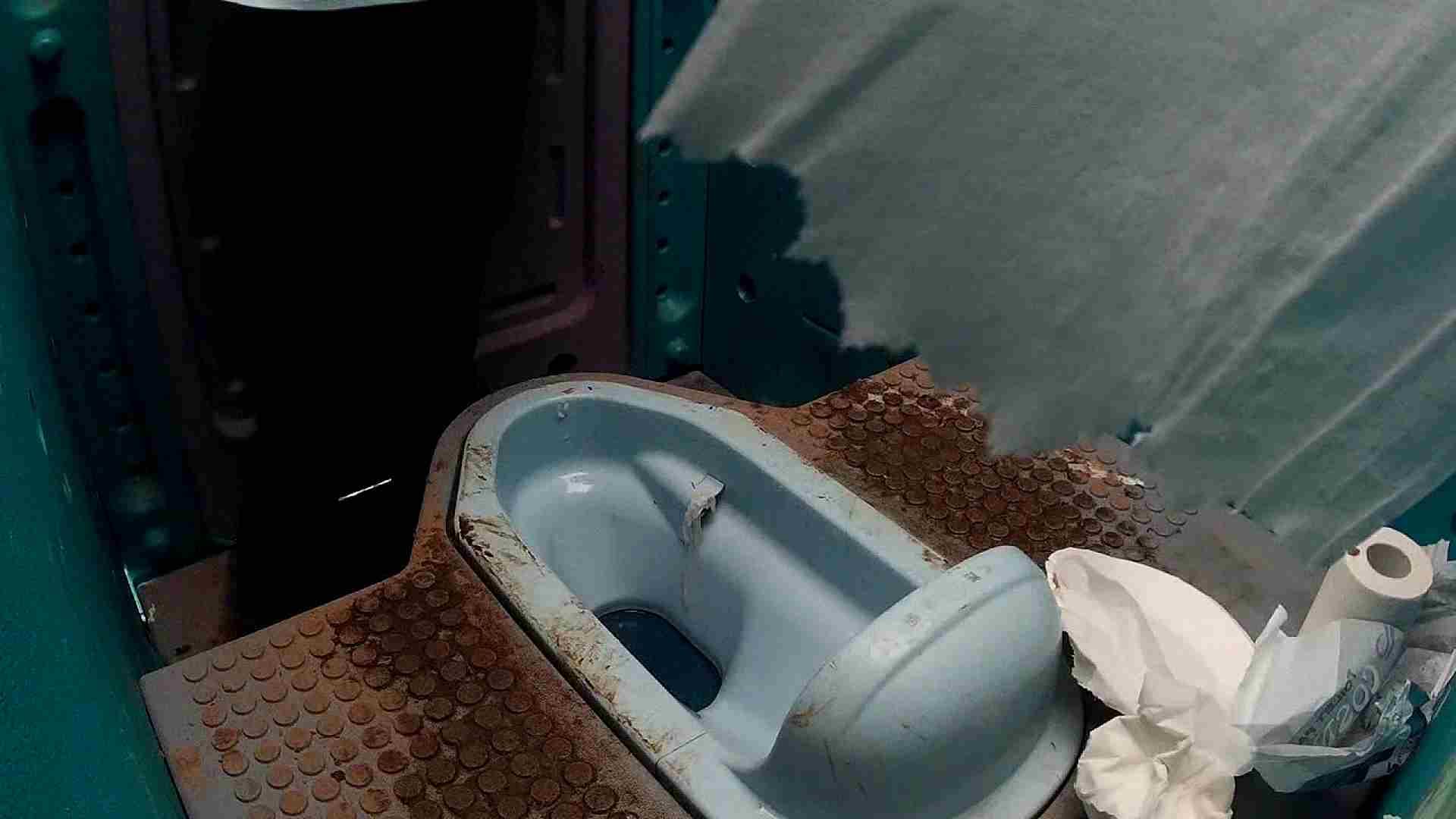 痴態洗面所 Vol.07 んーっ設置のむずかしさ、また「紙」様が・・・ エロいOL | 0  48枚