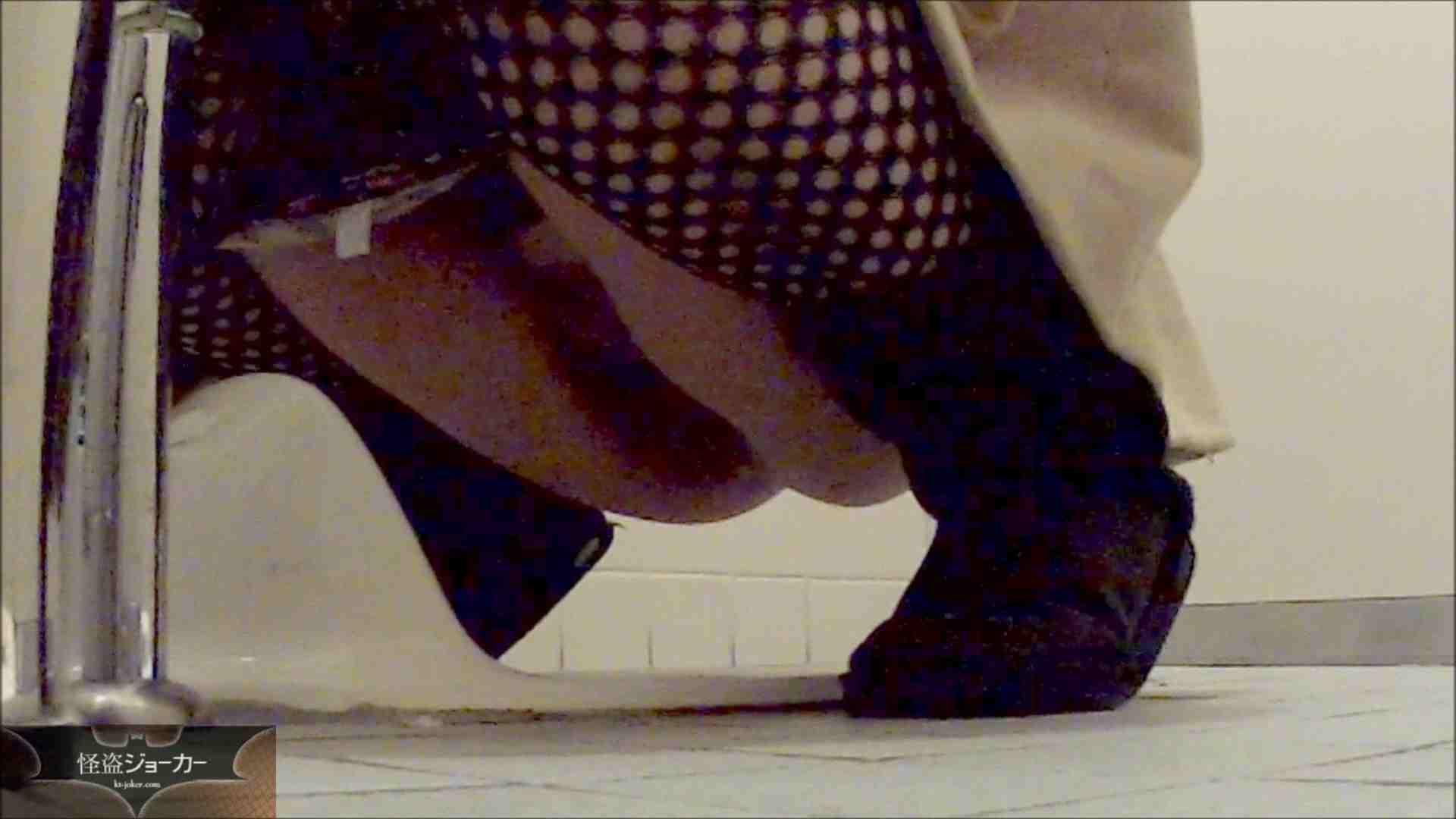 とある繁華街の Vol.01 和式 盗み撮り動画 40枚