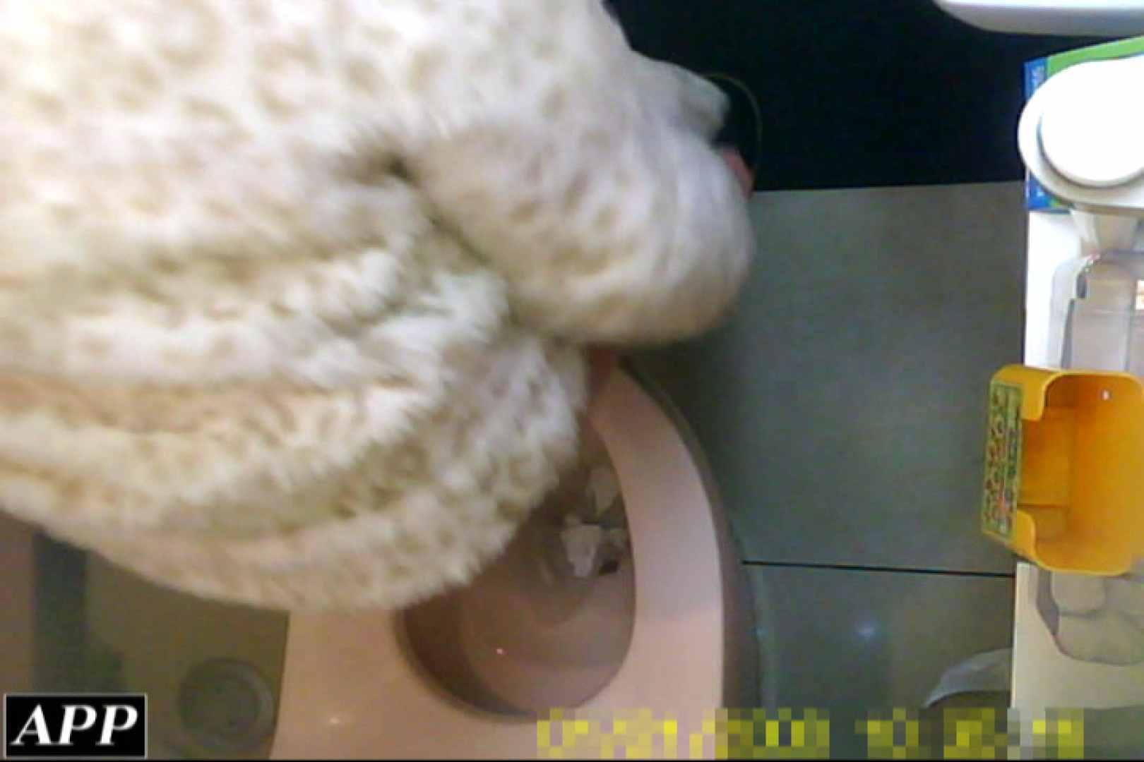 3視点洗面所 vol.53 肛門から・・ オマンコ動画キャプチャ 75枚