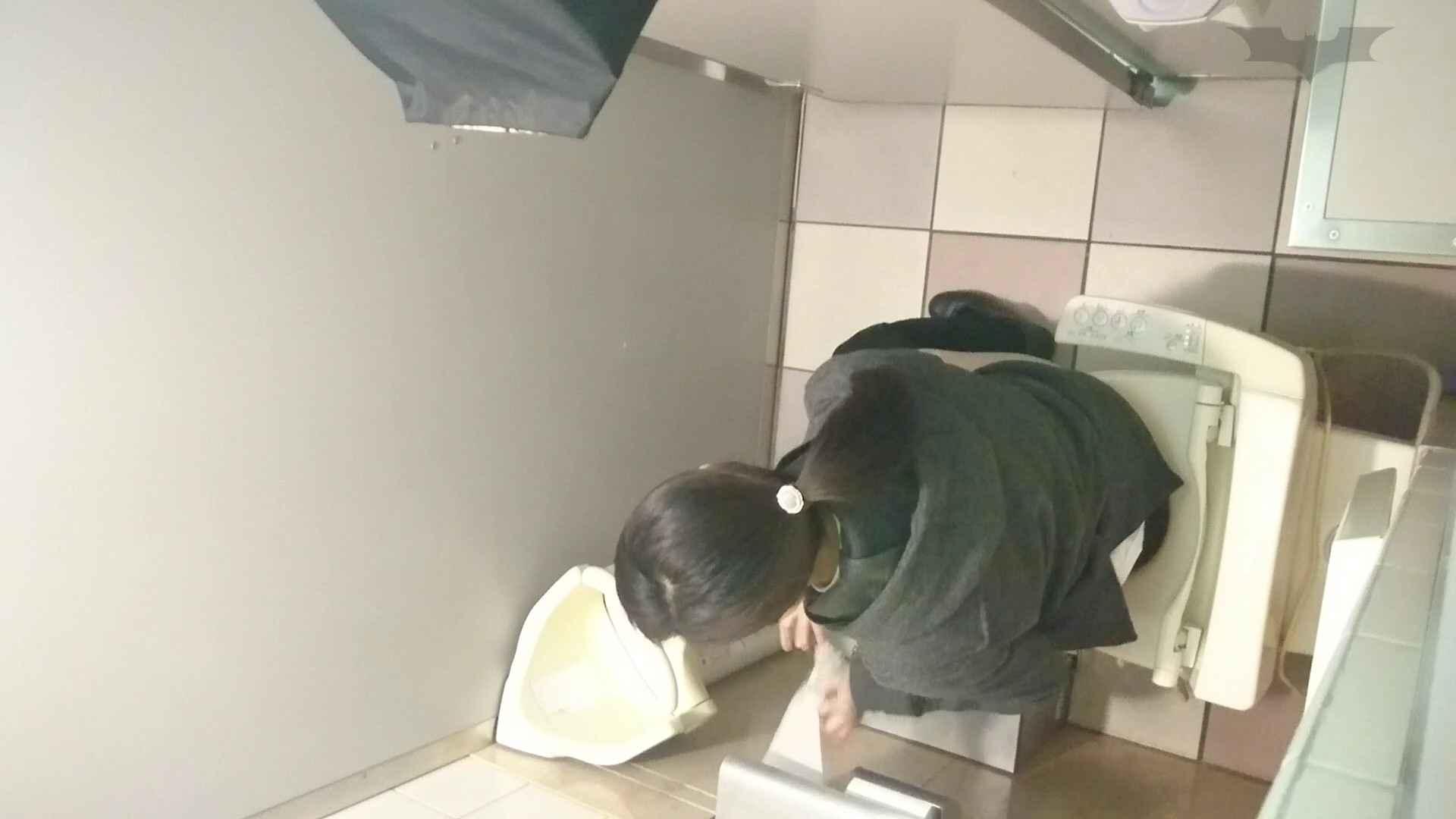 化粧室絵巻 ショッピングモール編 VOL.08 0   エロいOL  26枚
