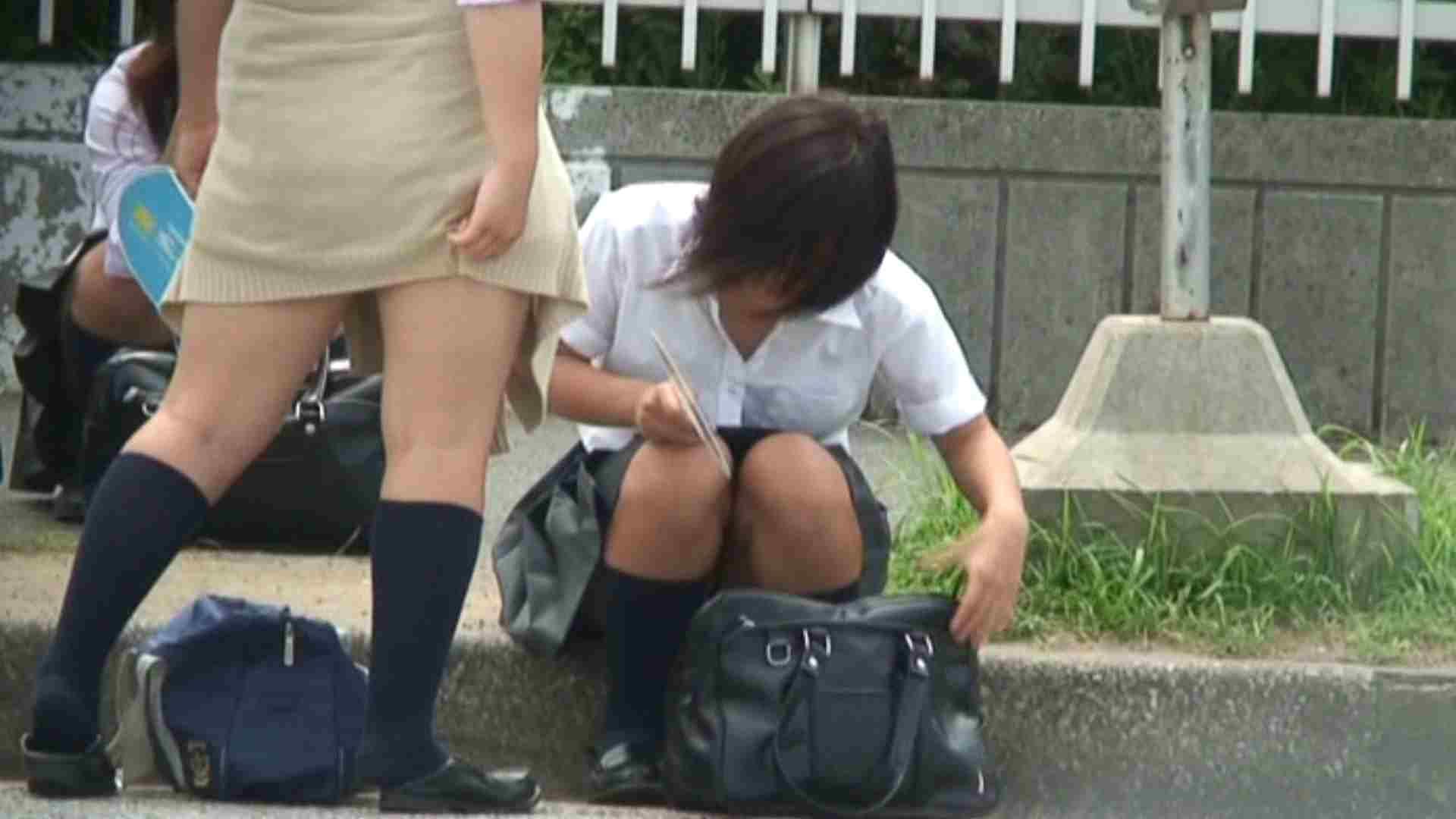 望遠パンチラNo11 学校 スケベ動画紹介 104枚