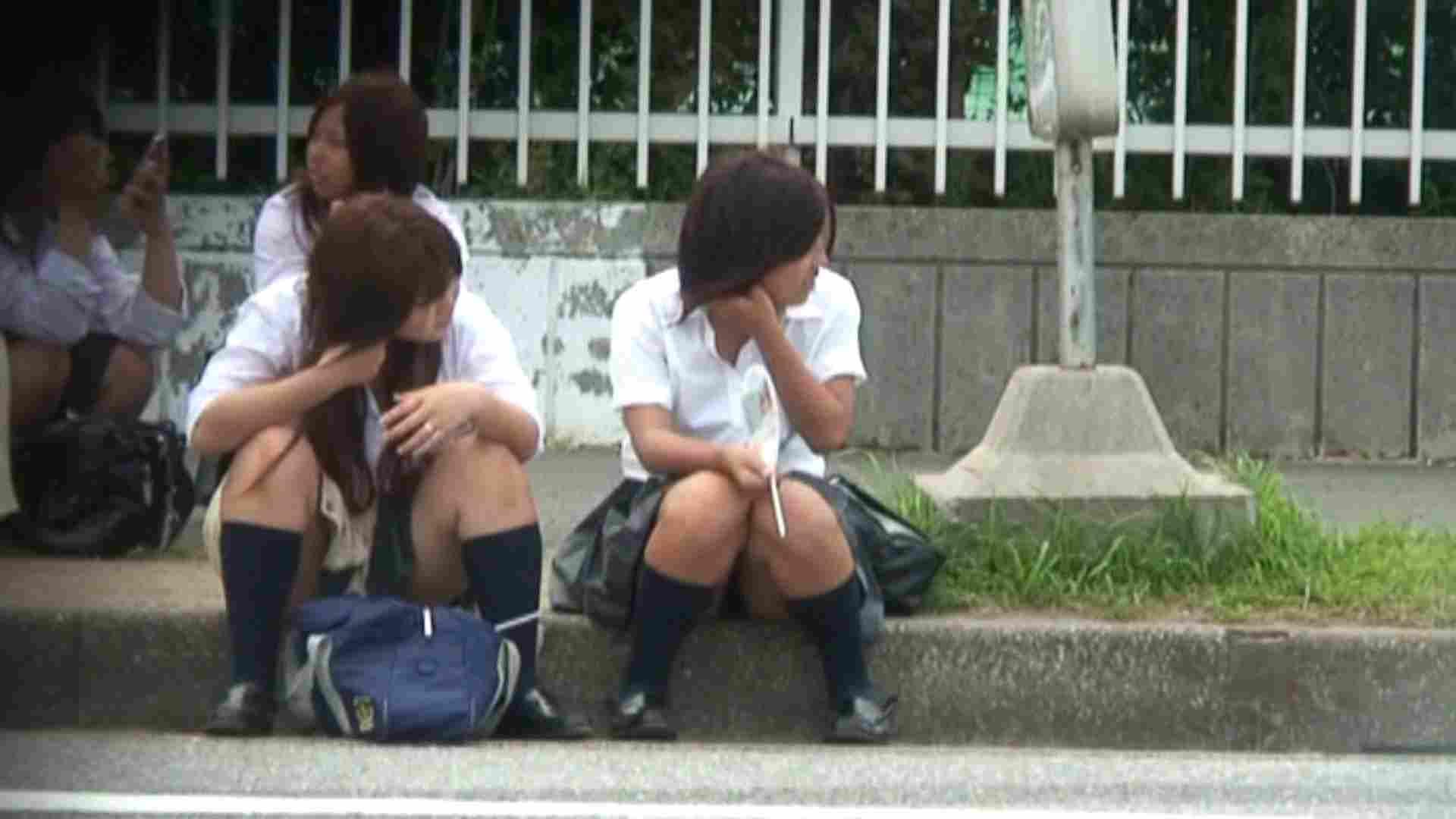 望遠パンチラNo11 チラ 女性器鑑賞 104枚