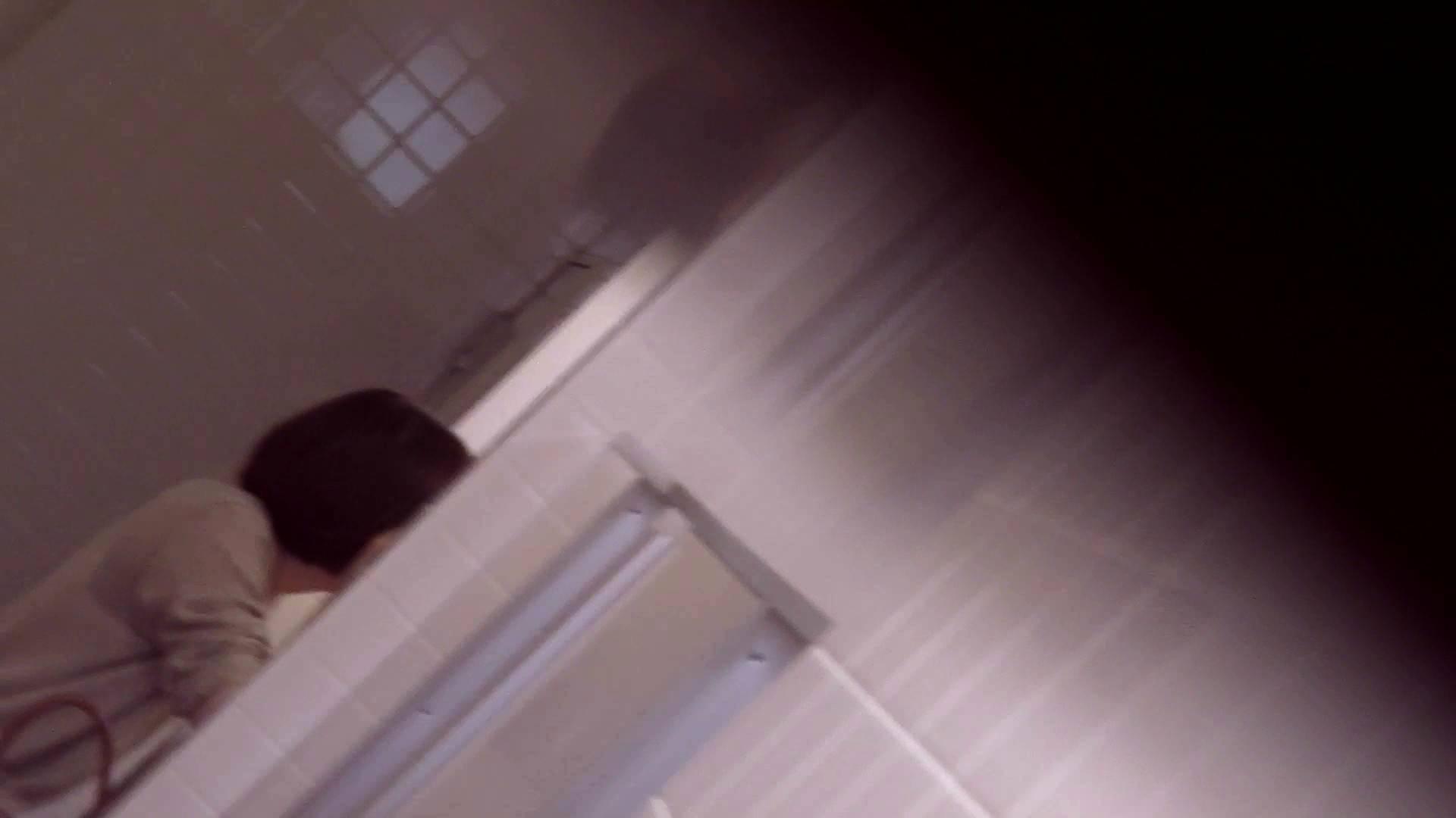 お銀さんの「洗面所突入レポート!!」Nol.18  43枚
