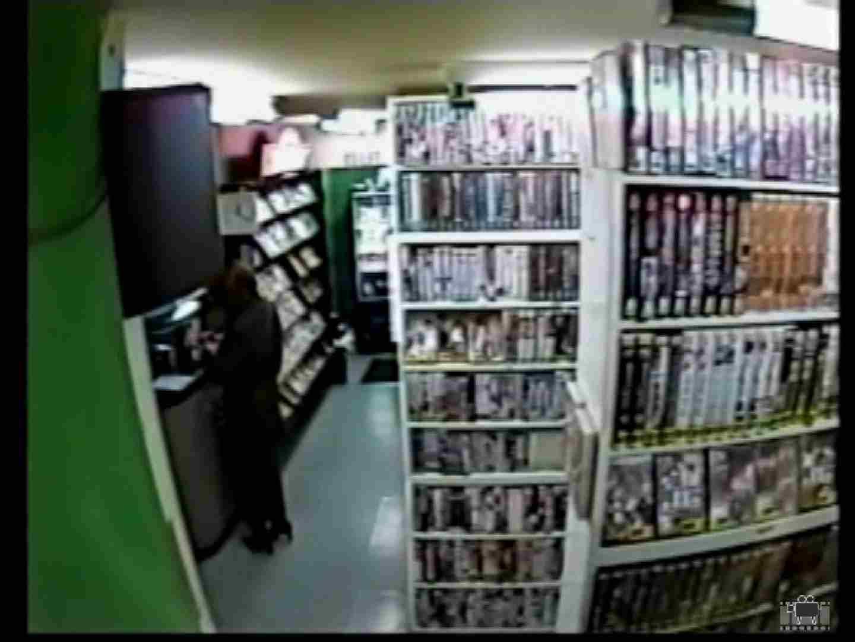 個室ビデオBOX 自慰行為盗撮2 ガールの盗撮 SEX無修正画像 90枚