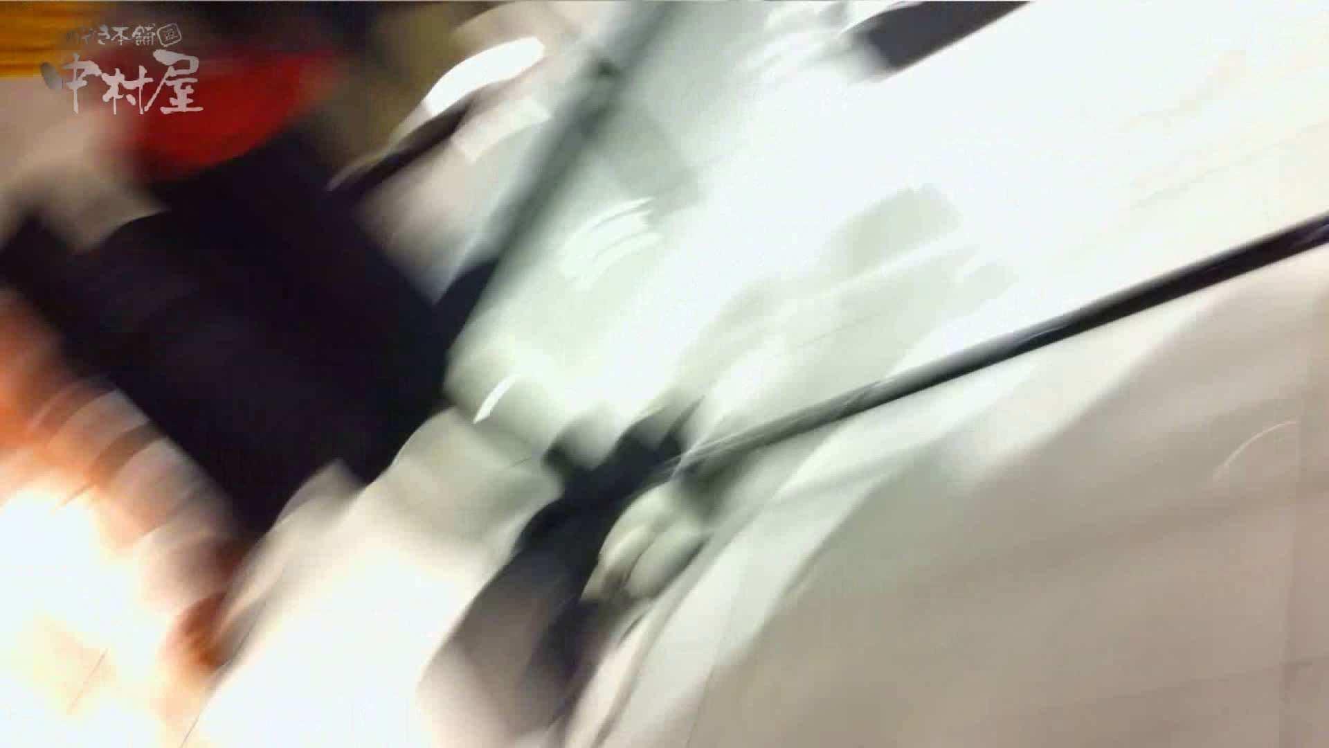 vol.69 美人アパレル胸チラ&パンチラ ストライプパンツみっけ! チラ 盗撮画像 76枚