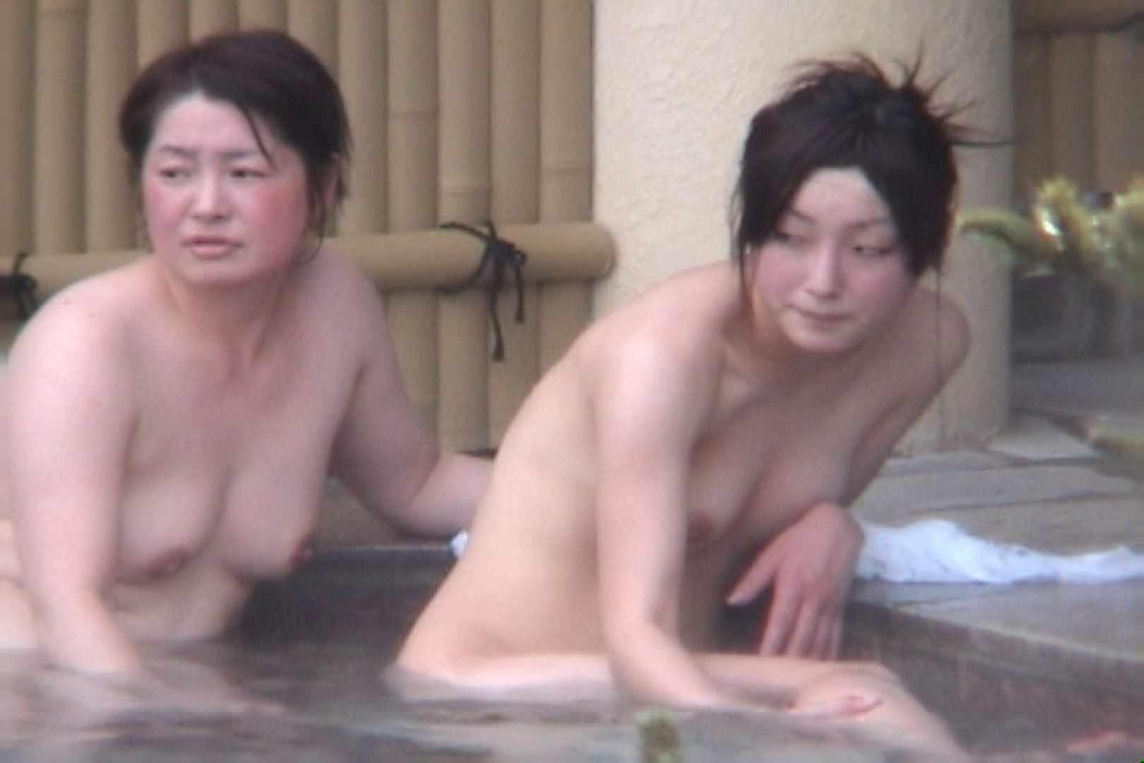 Aquaな露天風呂Vol.44【VIP限定】 エロいOL のぞき動画キャプチャ 61枚