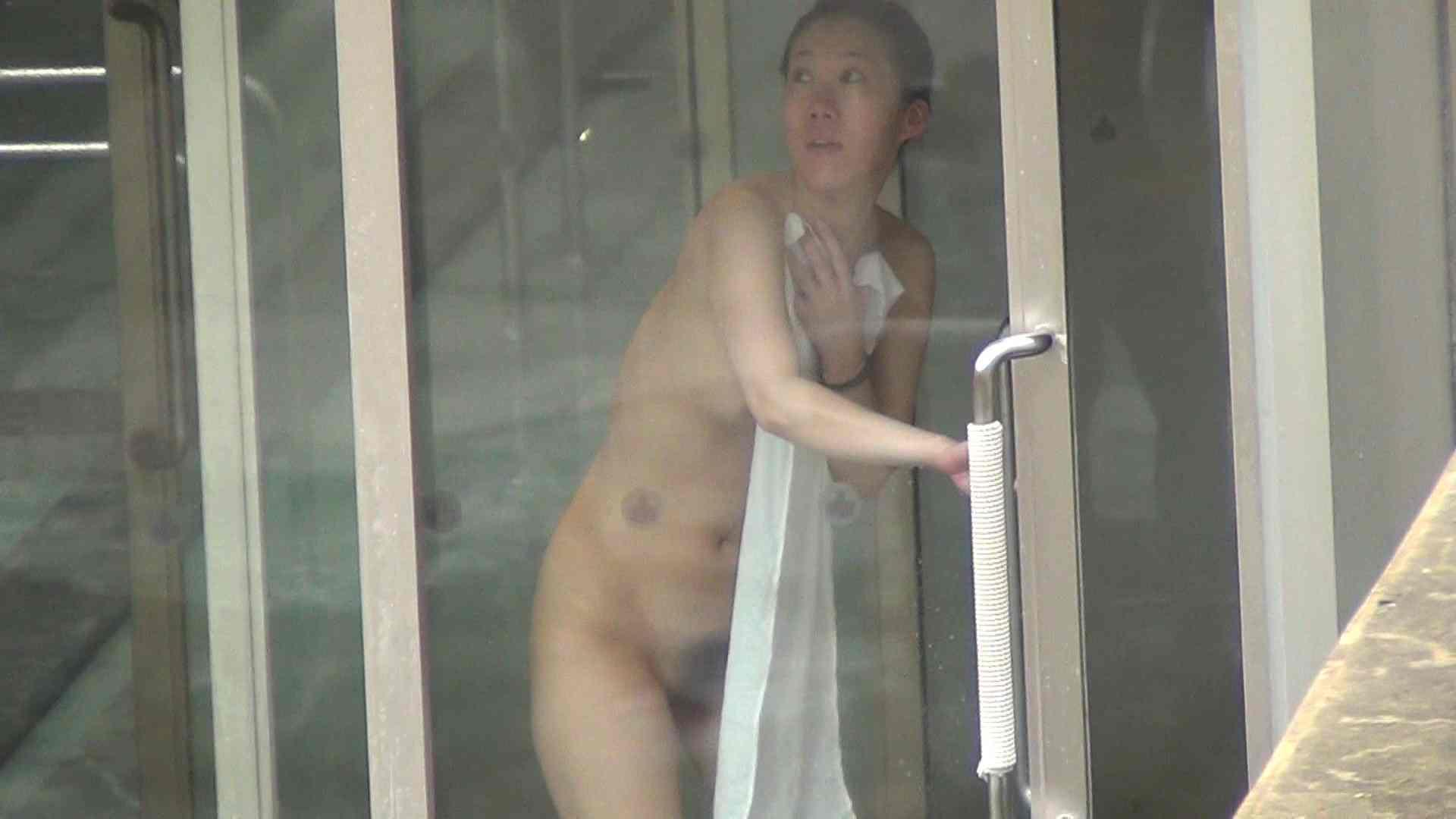 Aquaな露天風呂Vol.241 ガールの盗撮 性交動画流出 107枚