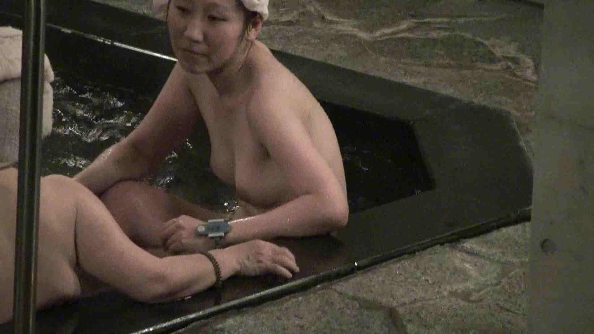 Aquaな露天風呂Vol.416  77枚