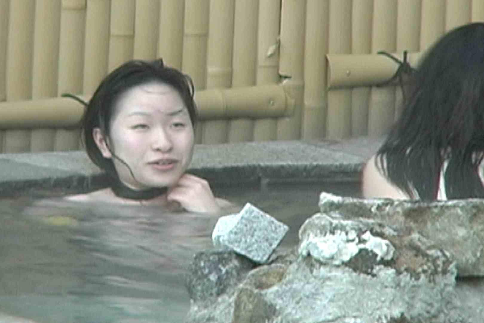 Aquaな露天風呂Vol.595  57枚