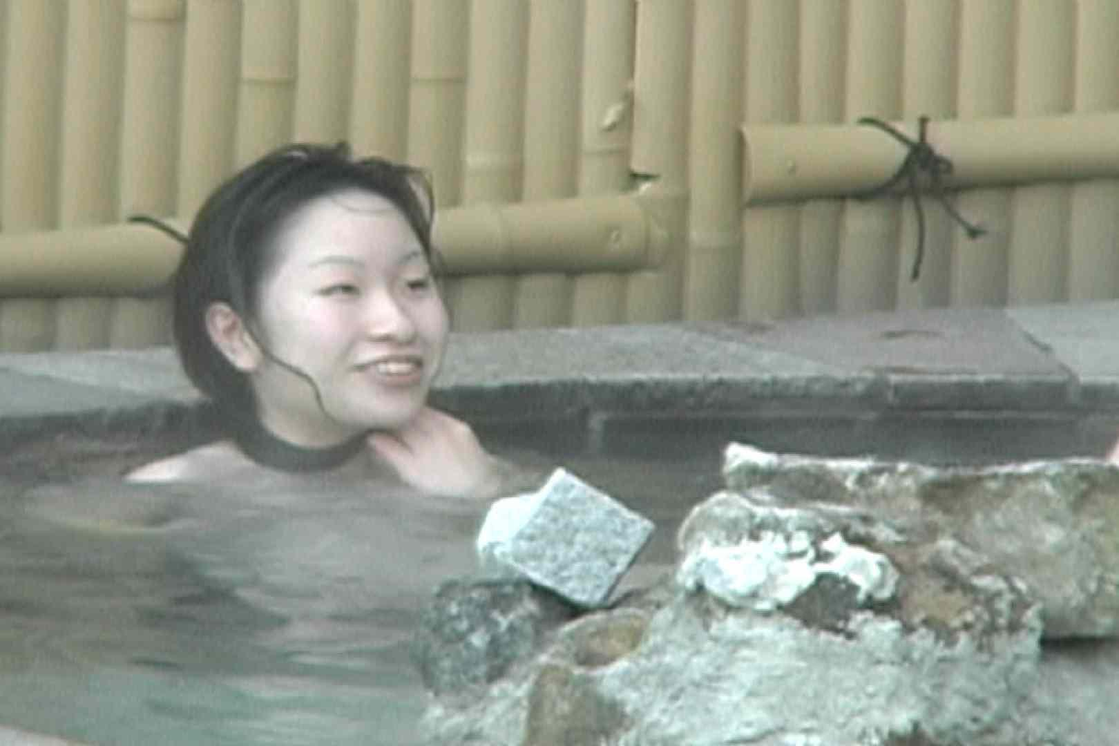 Aquaな露天風呂Vol.595 エロいOL アダルト動画キャプチャ 57枚