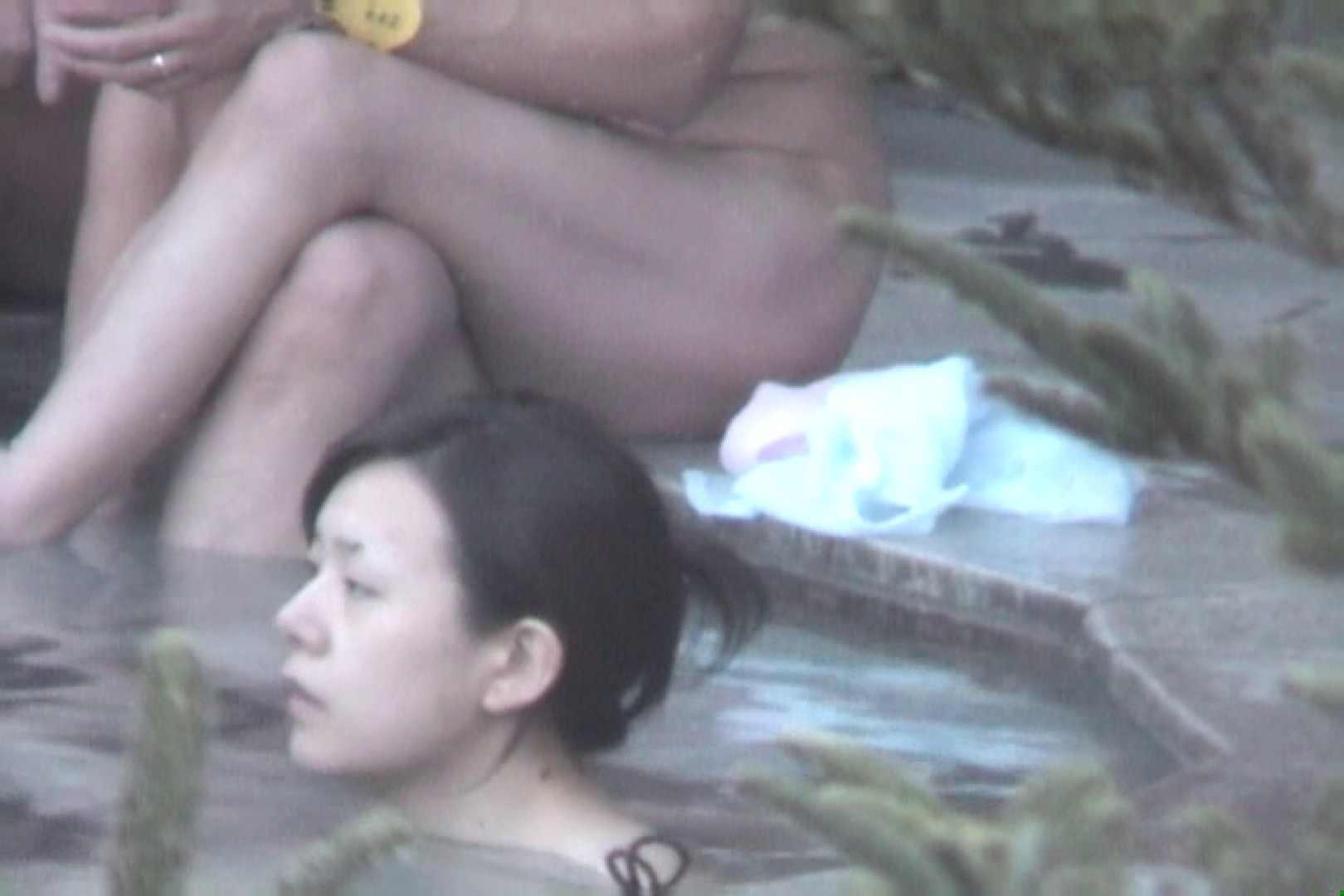 Aquaな露天風呂Vol.609 露天覗き 性交動画流出 30枚