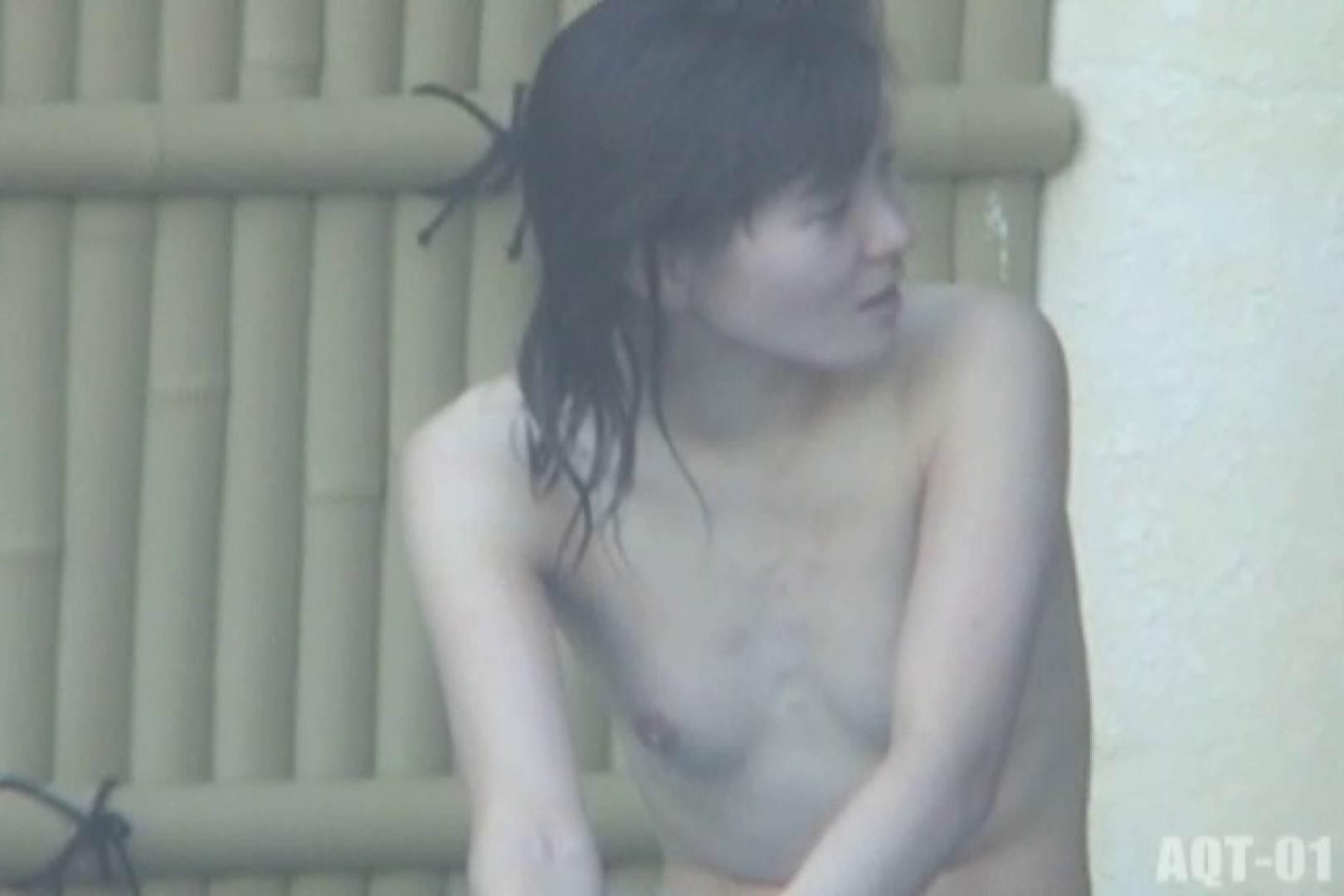 Aquaな露天風呂Vol.719  113枚