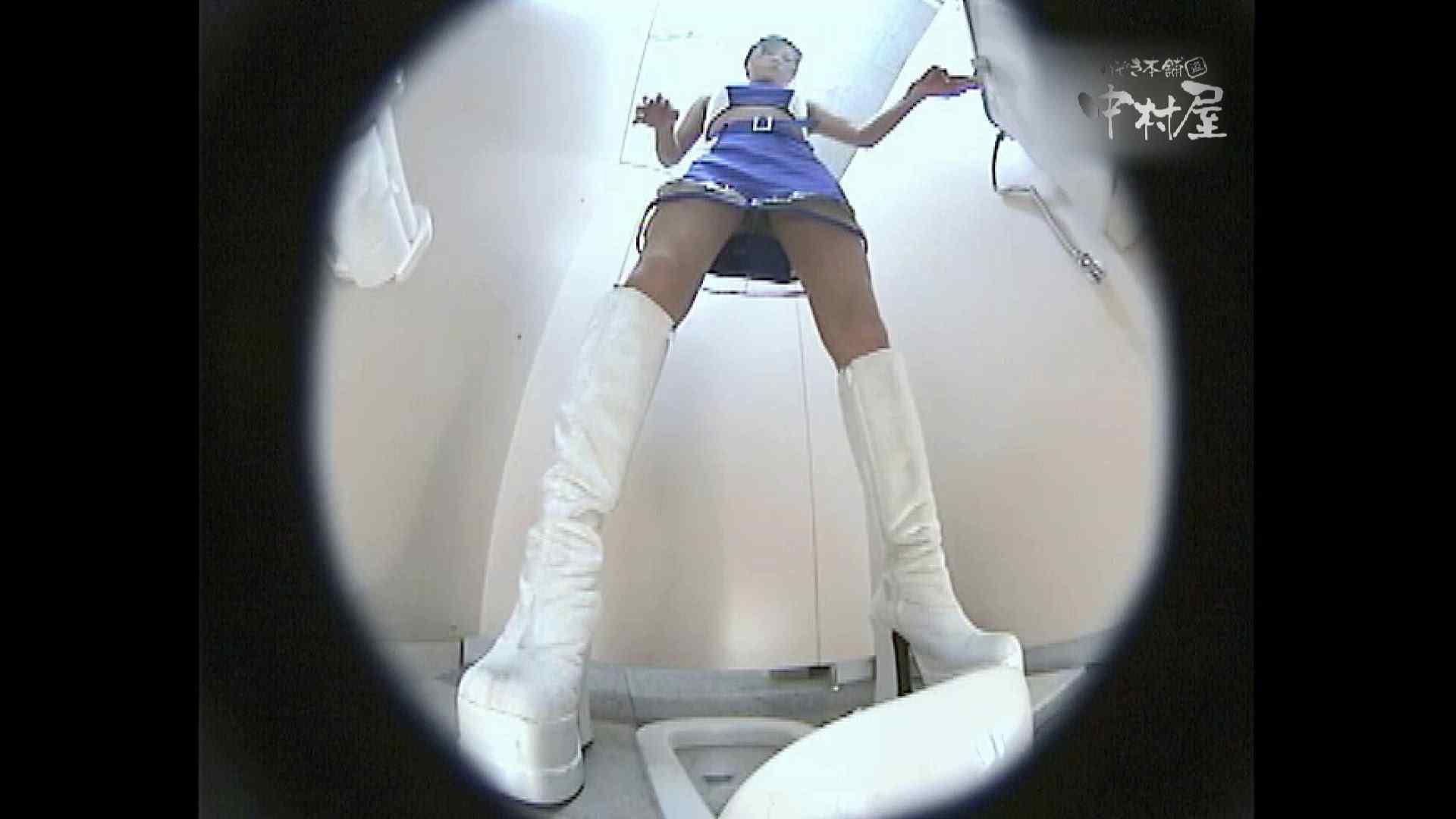レースクィーントイレ盗撮!Vol.09 便器の中は のぞき動画キャプチャ 57枚
