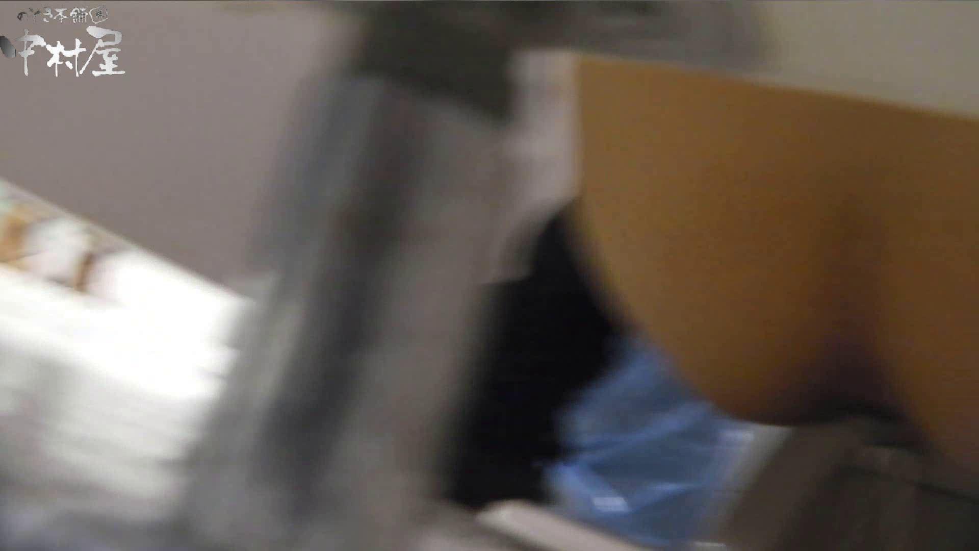 vol.34 命がけ潜伏洗面所! アソコの毛が長髪な件 後編 洗面所 盗撮画像 108枚