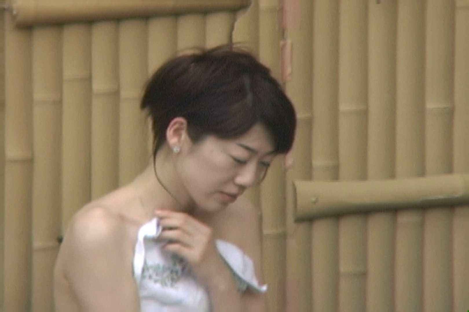 高画質露天女風呂観察 vol.003 露天覗き セックス画像 94枚