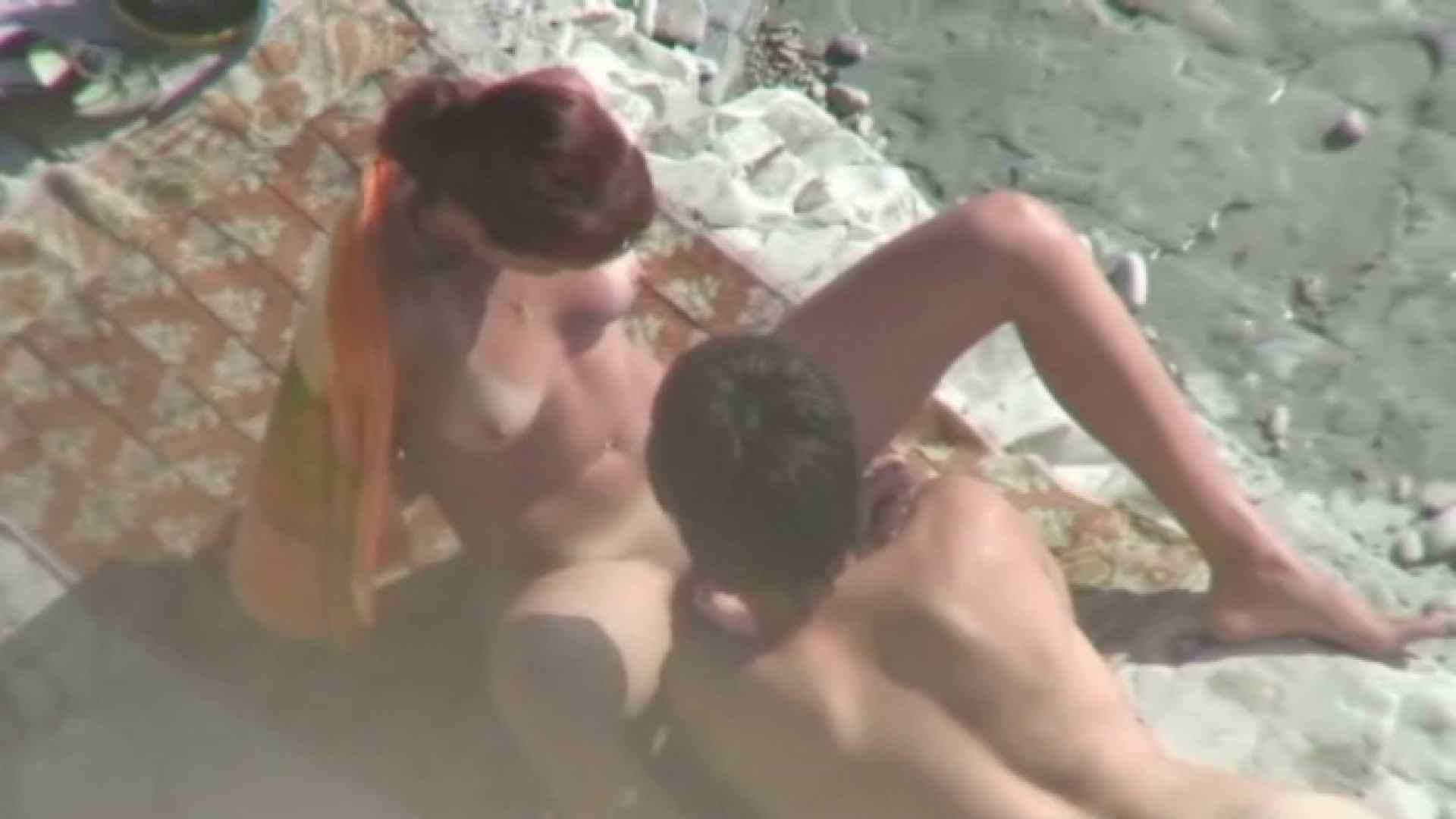 SEX ON THE BEACHvol.1 セックスシーン アダルト動画キャプチャ 101枚