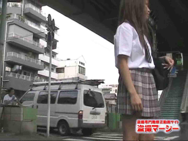 街パン 密着パンチラ取材 制服女子の1週間 パンチラ ヌード画像 69枚