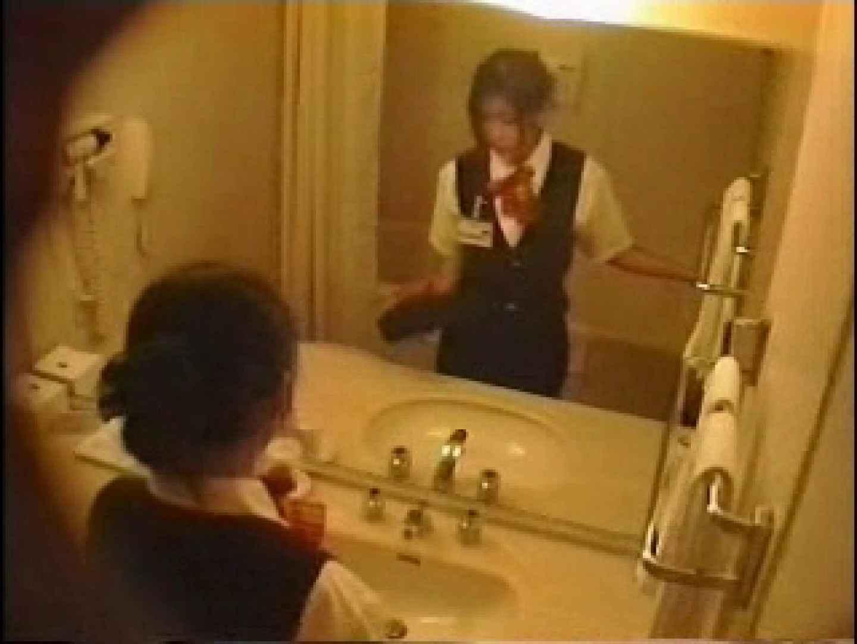 JAL!スチュワーデスの秘密! 制服 ヌード画像 89枚