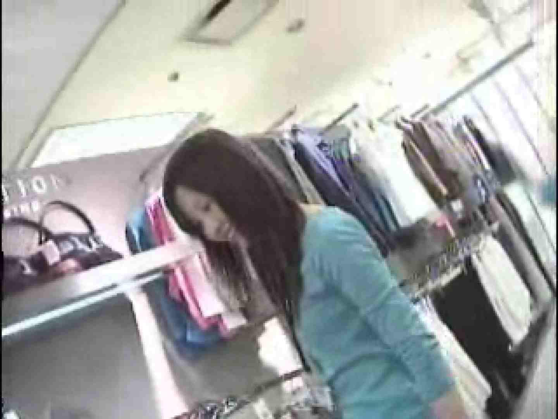 Hamans World ④-2店員さんシリーズⅡ 胸チラ のぞき動画キャプチャ 85枚