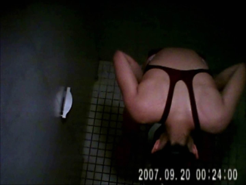 水泳大会選手の聖水 vol.038 女子トイレ おめこ無修正画像 92枚