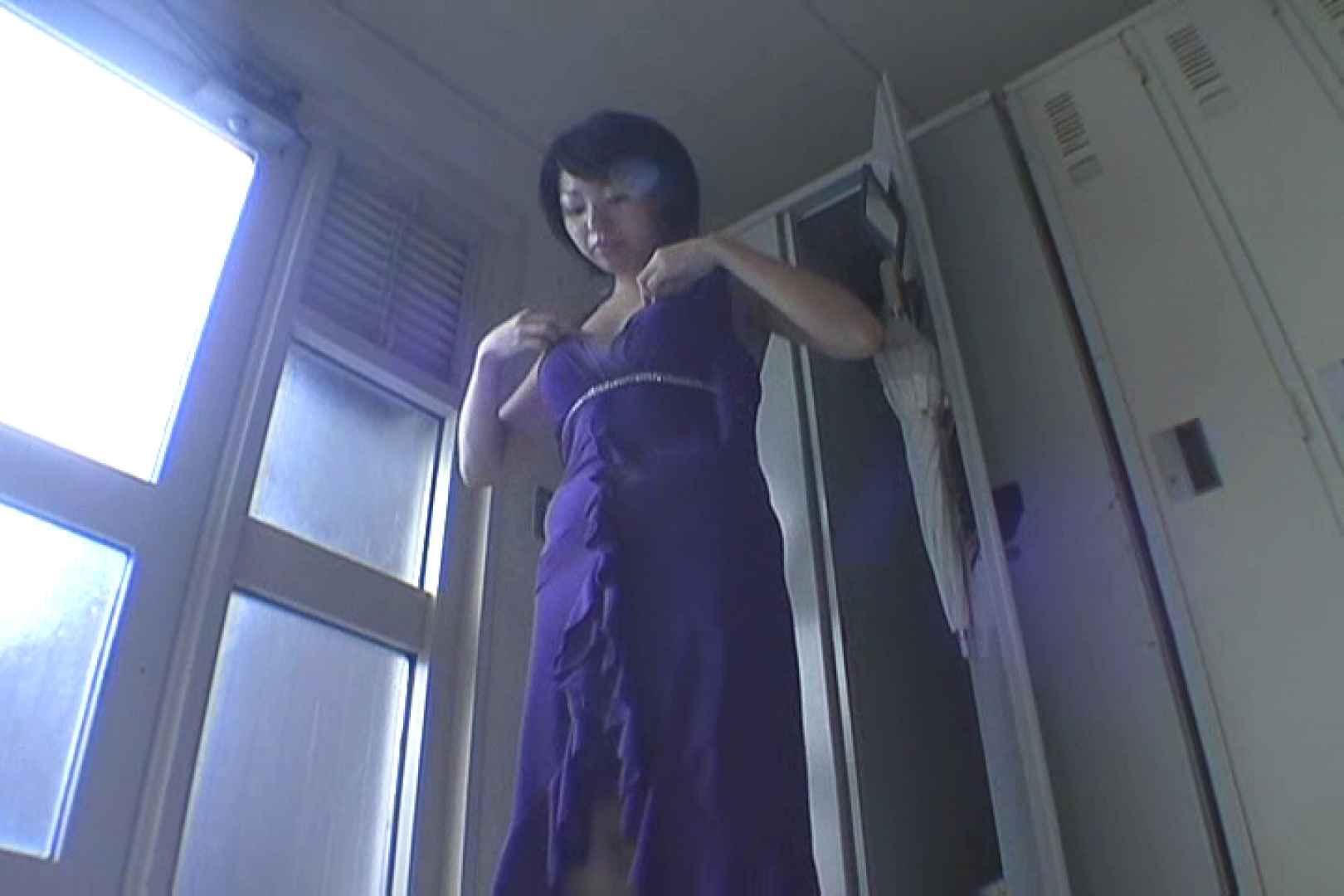 キャバ嬢舞台裏Vol.1 エロいキャバ嬢 盗撮画像 68枚