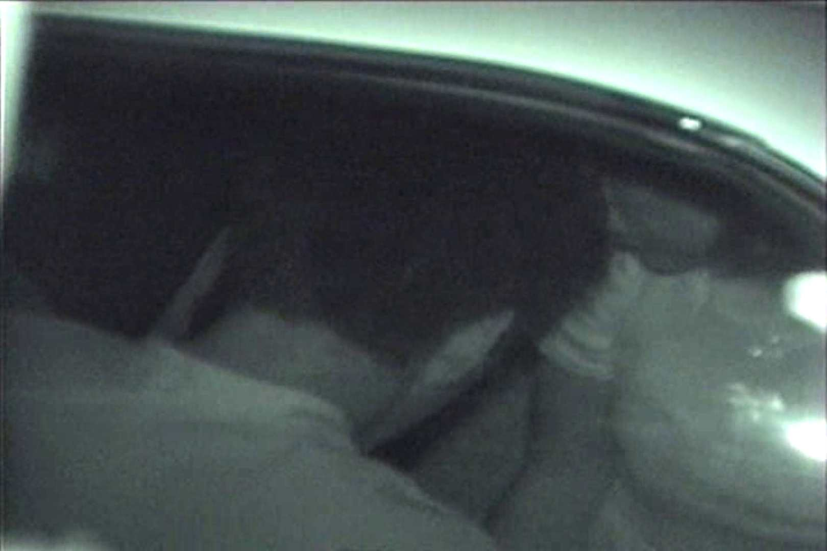 車の中はラブホテル 無修正版  Vol.16 望遠 われめAV動画紹介 96枚