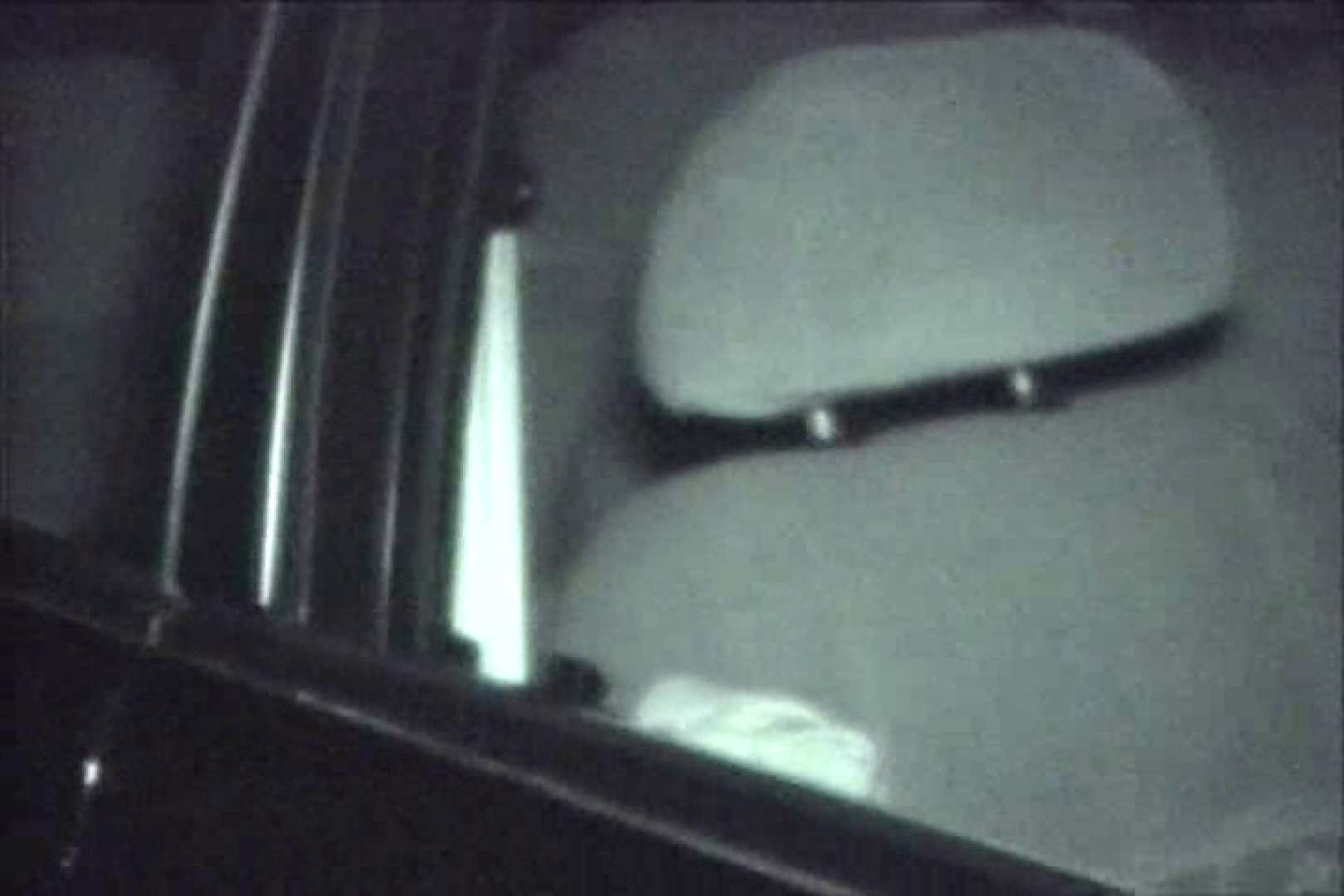 車の中はラブホテル 無修正版  Vol.16 丸見え 盗撮動画紹介 96枚