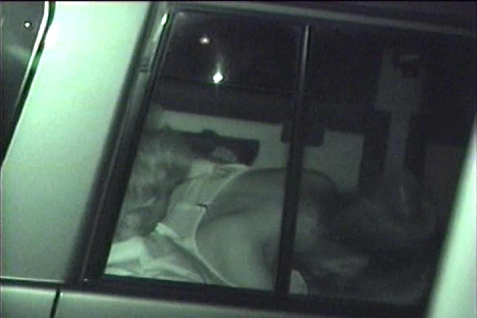 車の中はラブホテル 無修正版  Vol.16 覗き 性交動画流出 96枚