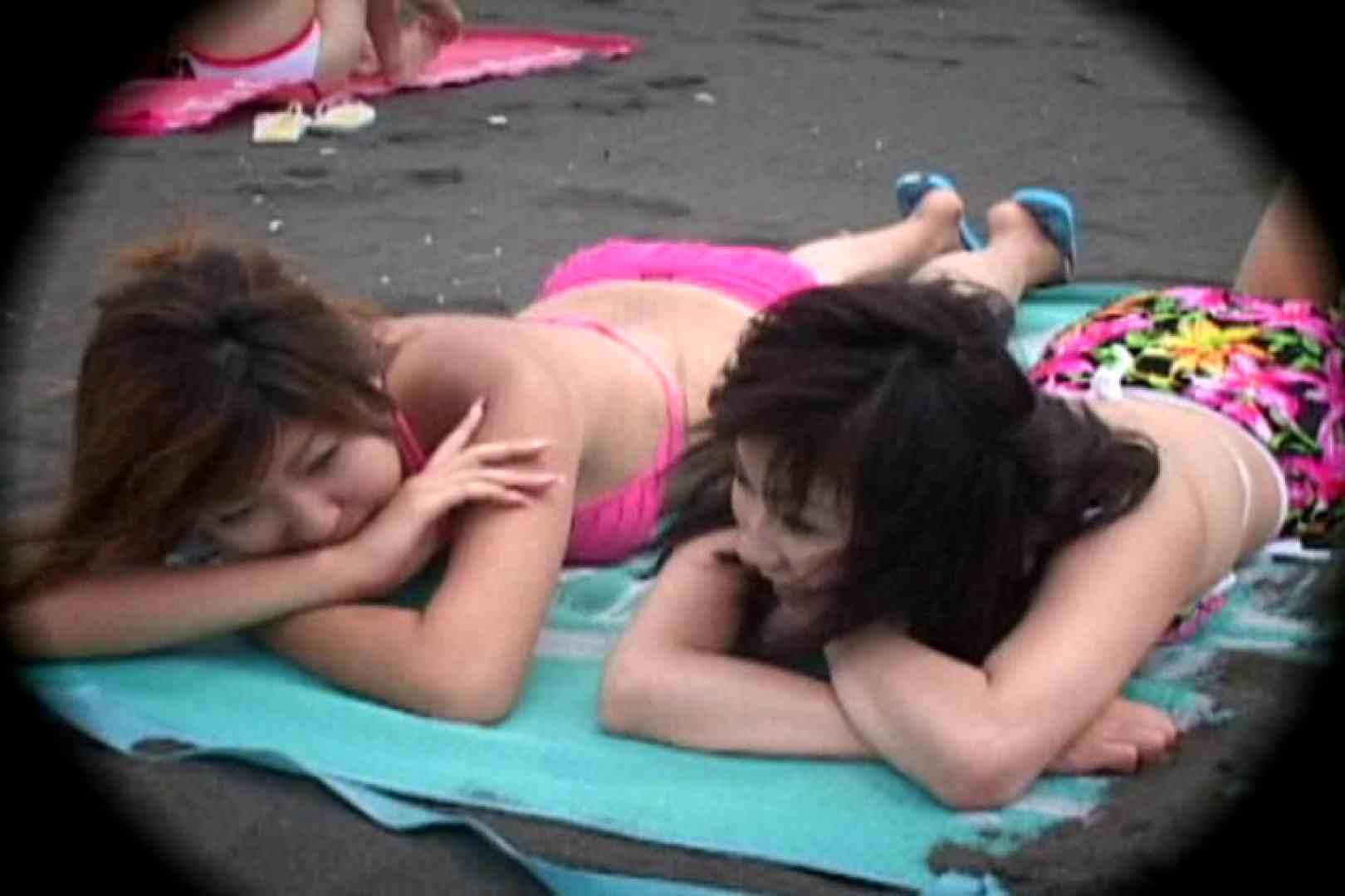 ビーチで発見!!はしゃぎ過ぎポロリギャルVol.1 エロいOL 濡れ場動画紹介 106枚