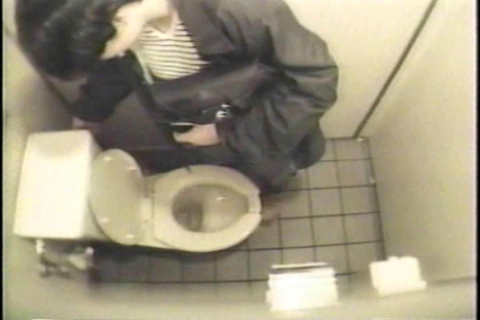 盗撮 女子洗面所3ヶ所入ってしゃがんで音出して  82枚